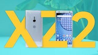 20 TRIỆU cho Sony Xperia XZ2 có hợp lý?!