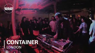 Container Boiler Room LIVE Show