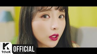 [MV] HONG JINYOUNG (홍진영) _ GOOD BYE (잘가라)
