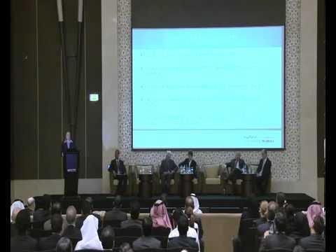 Nasser Saidi at Dubai SME 2011