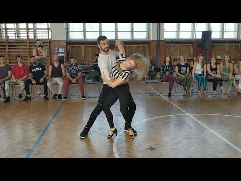 PZC2019 J&J Intermediate Heat2 Video2 ~ Zouk Soul