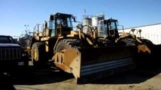 2003 Caterpillar 834G Wheel Dozer