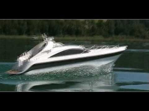 RC Boat - impulse Jet Power - Yacht