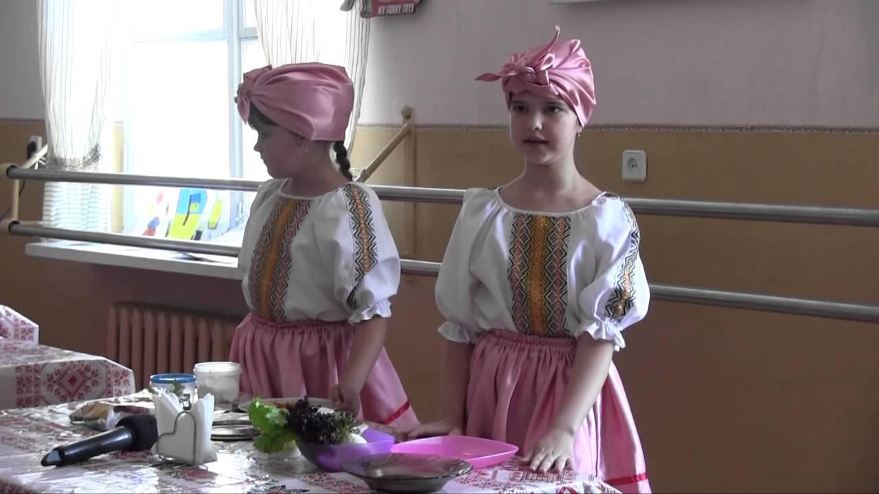 Юні калушани влаштували кулінарне шоу з соленим крекером