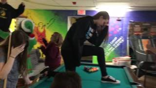 Unity Youth Mannequin Challenge