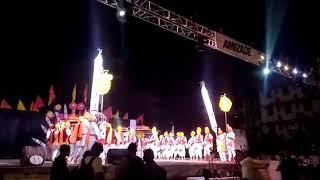 """Mandaleshwar mandaguru friend circle shiroda goa at """"ossaii 2018"""""""