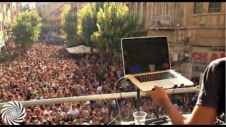 Upgrade @ Street party in Jerusalem, Israel