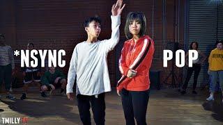 Download Lagu *NSYNC - Pop - Choreography by Willdabeast Adams - ft Jade Chynoweth, Janelle Ginestra, Bailey Sok Gratis STAFABAND