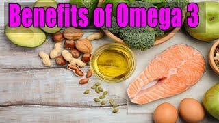 17 Science Based Benefits of Omega 3 Fatty Acids