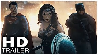 BATMAN VS SUPERMAN Trailer 3 German Deutsch | Dawn of Justice 2016