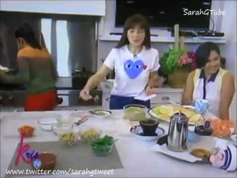 Sarah Geronimo - Juday On Sarah And Mommy Divine - Kris Tv (july 10, 2014) video