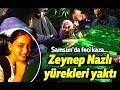 Samsun'da kaza: Minik Zeynep, yürekleri yaktı!