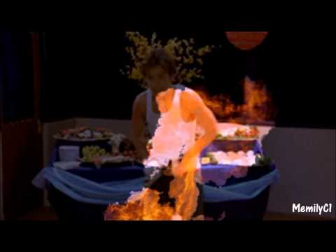 Jake T. Austin Sets the Roof on Fire :D