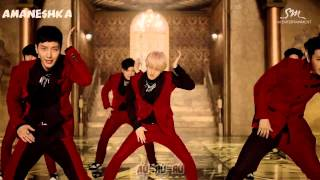 [Рус саб MV] Super Junior - MAMACITA (перевод)