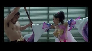 Hollywood chinese movie_best action scene