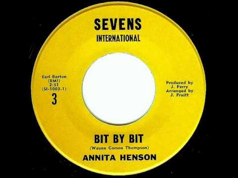 Annita Henson - BIT BY BIT (1969)