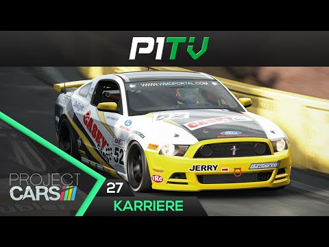 Project CARS Karriere #27 | Patch 3.0 - weiter geht's! [TX] [PC] [60 FPS]