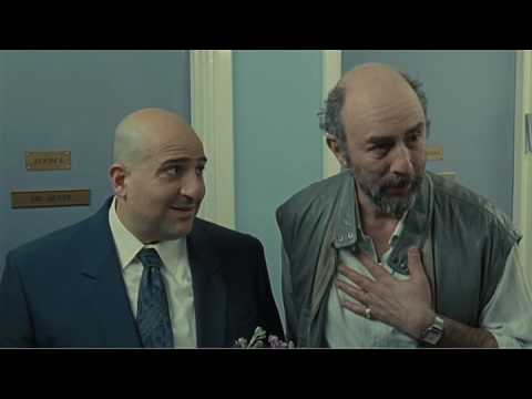 Matt Lucas and Omid Djalili in The Infidel