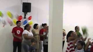 encerramento da gincana biblica  Igreja Restaurar Cuiaba