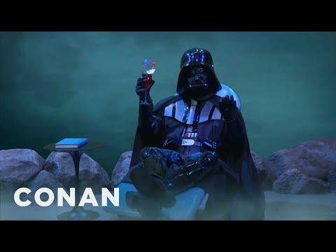 Fan Correction: You Can t Vacation On Endor! - CONAN on TBS