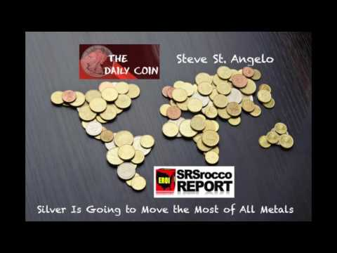 Steve St Angelo: Silver Is Going to Move The Most of All Metals