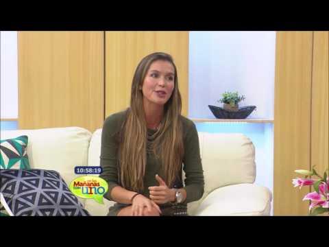 Isabel Cristina Estrada y sus consejos para running