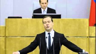 video Russian Prime Minister Dmitry Medvedev said on April 21 Russia was suffering significant economic problems because of international sanctions, but the situation could have been much worse and...