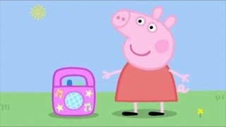 Peppa Pig listens to Suicide Commando