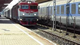 Trenuri / Trains in Arad
