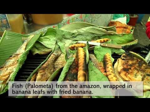 Peru - Lima's Traditional Food Sensations