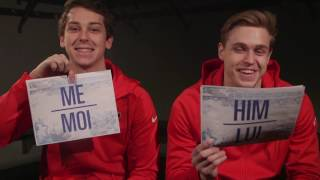 HIM or ME - Dylan Strome & Mitchell Stephens