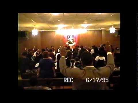 "Min. Darryl Cherry & Covenant Mass Choir - ""He Is Holy"""
