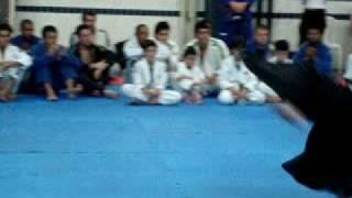 Apresentação de Aikido no Seminário de Jiu-Jitsu