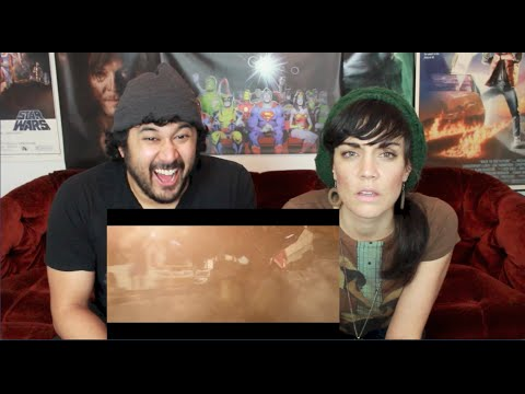 AVENGERS: AGE OF ULTRON TRAILER #2 REACTION & REVIEW!!!