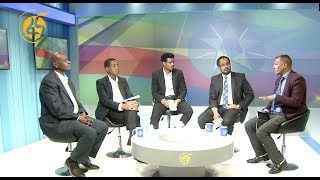 political parties discuss on upcoming Ethiopian election