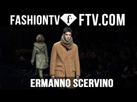 Ermanno Scervino F/W 16-17 Backstage & Show   Milan Fashion Week : Men F/W 16-17   FTV.com