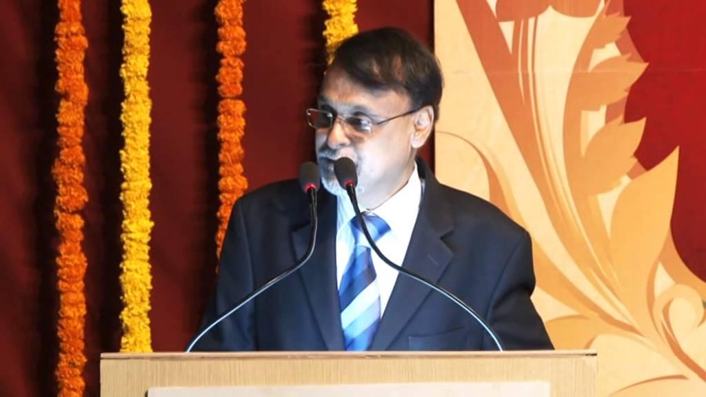 16th Leadership Lecture by Shri Vinod Rai Part # 1/4