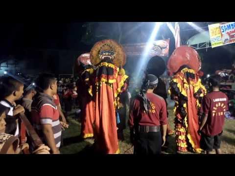 tari Rampokan samboyo putro live pule getas nganjuk