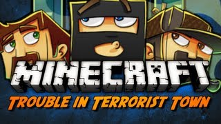 Trouble In Terrorist Town Minecraft Download
