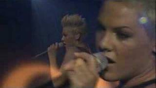 Just like a pill - P!nk Live AVO Session 2006 Basel