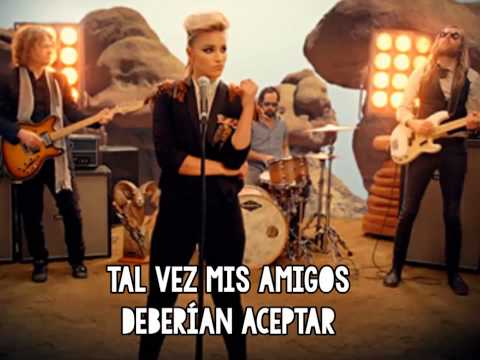 Just Another Girl - The Killers (letra En Español) video