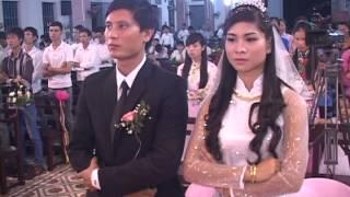 Lễ cưới Thanh Thảo tại nhà thờ Giáo Xứ Thánh Thể [ Full HD 1080i ]