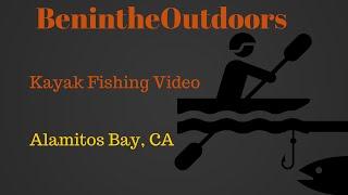 Kayak Fishing Alamitos Bay, CA