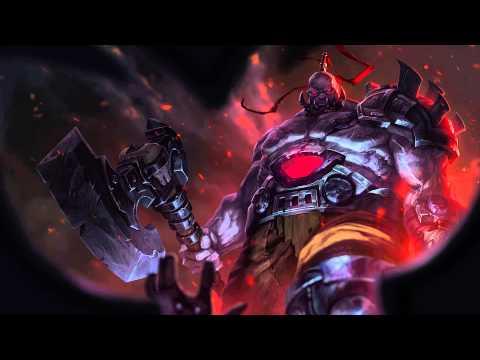 Preview - Sion (2014) Voice - Português Brasileiro (Brazilian Portuguese) - League of Legends