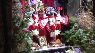 2014.10.19. Deities Greeting, Guru Puja HG Sankarshan Das Adhikari, Kaunas, Lithuania
