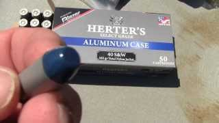 Herters Ammo Review