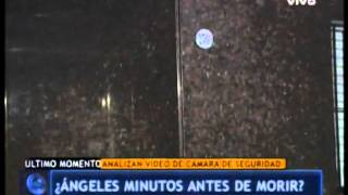 Video del regreso de Ángeles Rawson a su casa