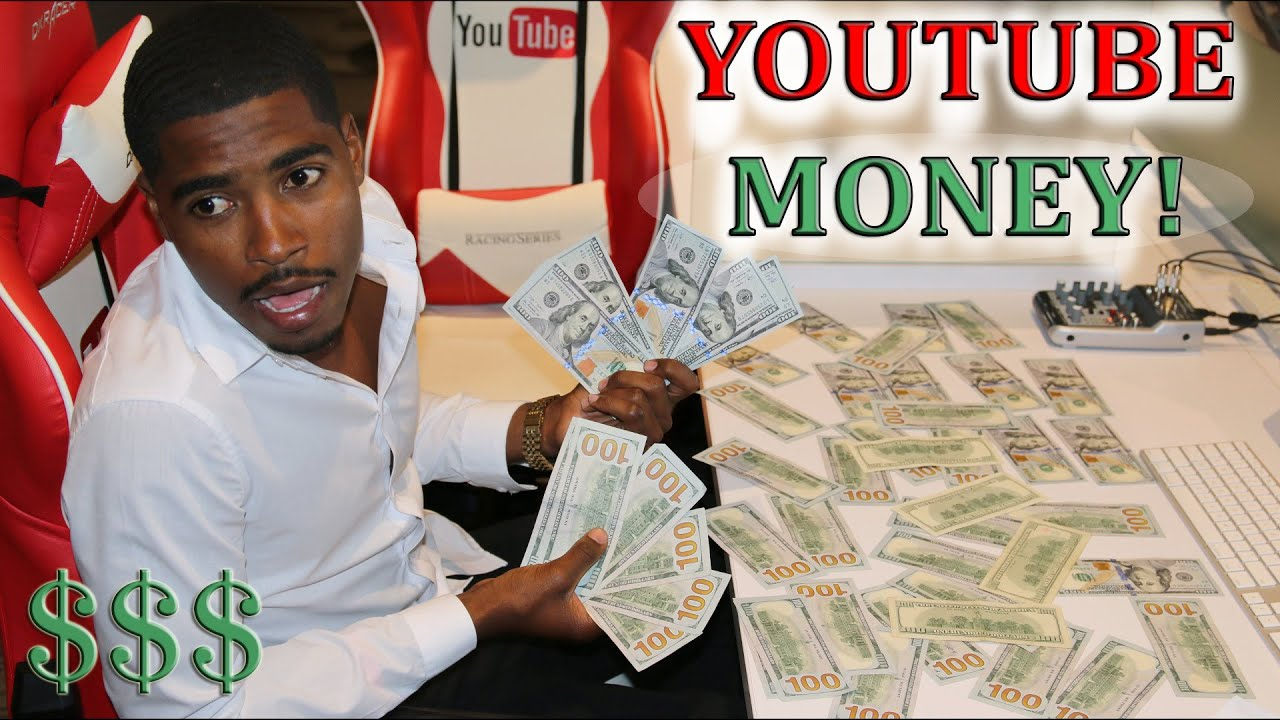 Как сделать деньги в youtube