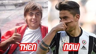Paulo Dybala Transformation Before And After (Body & Hair Style & Tattoos) | 2017 NEW