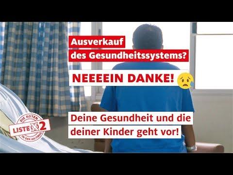 FPÖ / ÖVP sparen an deiner Gesundheit!